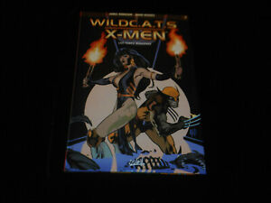 Robinson: Wildc.a.t.s x-Men 3: The Time Modern Sun DL 11/2000