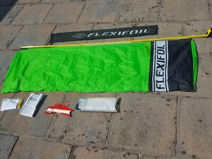 Flexifoil Power kite - Green 6'