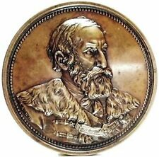 HUNGARY (Ungheria) TISZA KALMAN,Medal 70 mm.