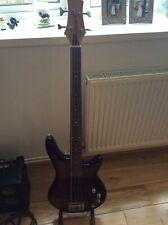 Legacy bass guitar