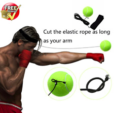 Boxing Fight Ball Reflex With Head Band For Improving Punch Speed Mma Training