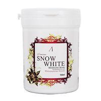 700ml Premium SNOW WHITE Modeling Mask Powder Pack for all Skin Types /Whitening
