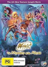 Winx Club - The Mystery of the Abyss DVD REGION 4