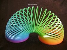 Regenbogenspirale bunte Springfeder Ø 7 5 X 6 3 Cm