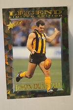 HAWTHORN - Limited Edition - Legend Card - Jason Dunstall.