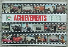 CASTROL MOTOR SPORT Successes Achievements Records 1966 MINI Targa Florio SPA