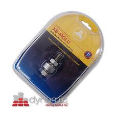 JL AUDIO XB-MGLU Bolt On Master Battery Ground Lug Nut Post 1/0,8,4,2 AWG Amp