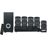 Naxa Nd-859 5.1 Home Theater System - Dvd Player - Black - Dvd+rw, Dvd-rw, Cd-rw