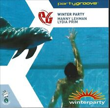 2002 Dance House Cd: Various Artists - Party Groove: Winter Party (Centaur) Mann