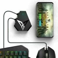 Flydigi Q1 PUBG Mobile Game Keyboard & Mouse Adapter Converter For Android IOS