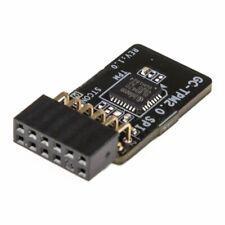 More details for gigabyte tpm 2.0 gc-tpm2.0-spi 2.0 compatible trusted platform module (12-1 pin)