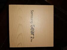 Samsung Galaxy Gear 2 Neo 42mm Plastic Case Charcoal Black Modern Buckle -... or