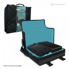 Hyperkin Wii U The Rock Protective Travel Bag Carrying Case for Console Gamepad
