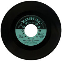 "RUBY ANDREWS  ""GOTTA BREAK AWAY""    NORTHERN SOUL / CROSSOVER"