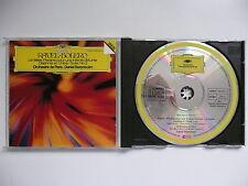 Barenboim conducts Ravel Bolero & Daphnis et Chloe Paris Orchestra DG 400 061 CD