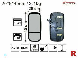 HINO 300 HINO 195 HINO 155  Mirror RIGHT SIDE  (AUTO + HEATED)