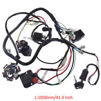 GY6 Scooter Wire Harness Assembly For 150cc and 125cc 4-stroke GY6 engine