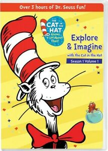 The Cat in the Hat Knows a Lot About That! Explore & Imagine With the Cat in the