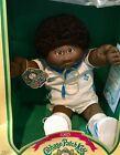 Vintage 1985 Black Americana Cabbage Patch Kids doll Preemie Hayden Ellis NIB