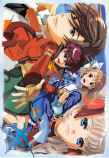 Wild Arms the 4th Detonator B5 Pencil Board Movic Jude Yulie Arnaud Raquel