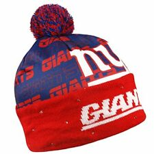 Forever Collectibles NFL Adult's New York Giants Light Up Printed Beanie
