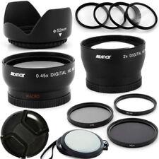 Objetivos macro para cámaras Nikon AF