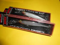 RAPALA MINNOW RAP DA 9cm 9gr COLORE SILVER - MR-9.FC.RAP112