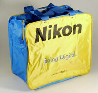 PRL) BORSA NIKON NITAL BEING DIGITAL THINK BIG ATTREZZATURA FOTOGRAFICA BAG CASE