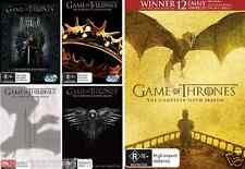 Game Of Thrones SEASON 1, 2, 3, 4 & 5 : NEW DVD