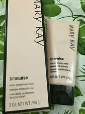 Mary Kay Timewise Even Complexion Mask Dry to Oily Skin New In Box 3oz