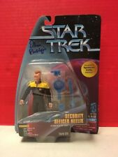 Star Trek Autographed Ethan Phillips Secur