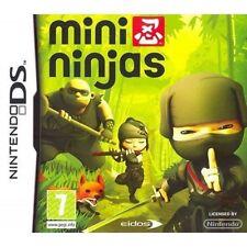 Mini Ninjas for Nintendo DS/NDS from Eidos (NTR-YNJP-EUR)