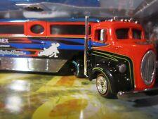 Hot Wheels HW 100% TROY LEE Designs '38 COE Race Team Hauler Truck LE #643/1000