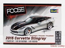 Revell 4937 1:25th Chip Foose Custom 2015 Corvette Stingray c/w pre painted body