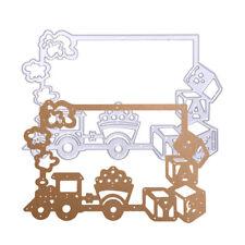 Embossing Steel Truck Frame Cutting Dies Stencils DIY Scrapbooking Craft SN9F