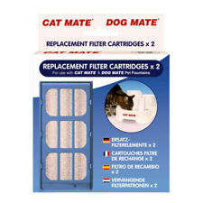 PetMate Water Fountain Replacement Filter Cartridges - Blue