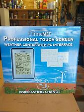 ClimeMET CM2000 Professional Wireless Weather Station - Includes software