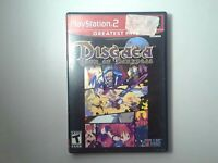 Disgaea: Hour of Darkness (Sony PlayStation 2, 2003)