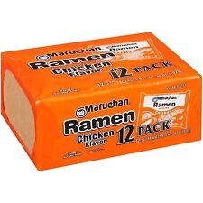Maruchan Ramen Poulet Arôme 89ml 12 Paquet