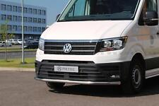 VW CRAFTER 2017 PROTECTION PARE CHOC,BARRE SOUS PARE CHOC INOX, DIAM 60,