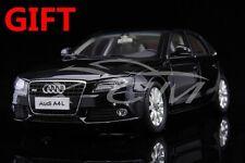 Car Model Audi A4L 1:18 (Black) + SMALL GIFT!!!!!!!!!!!