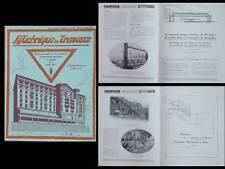 LA TECHNIQUE DES TRAVAUX n°3 1931 MIRAMAR BIARRITZ, BARRAGE CHAMBON, BRUXELLES