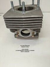 New ListingJohn Deere Nos Snowmobile Lh Engine Cylinder Part #: Am52495