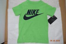 New Boy's Nike  green T-shirt  Size 4