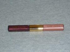 ESTEE LAUDER-Pure Color Gloss Duo - 08 Ciruela drivine/21 Rosa Brillo-Nuevo
