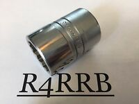 """Old Logo Snap-On Tools USA 3/4"""" Drive 12 point 1-1/16"""" 27mm Chrome Socket LDH342"""