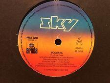 "7"" RARE VINYL - SKY (John Williams) - VIVALDI / TOCCATA - 1980"