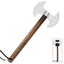 United Cutlery Black Crusader Tomahawk Hand Axe UC3059