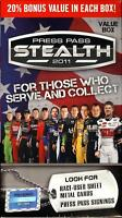 2011 Press Pass Stealth Racing - Pick A Card