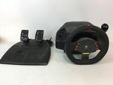 Logitech Momo Force Feedback Racing Wheel Simulation USB PC E-UH9 A11